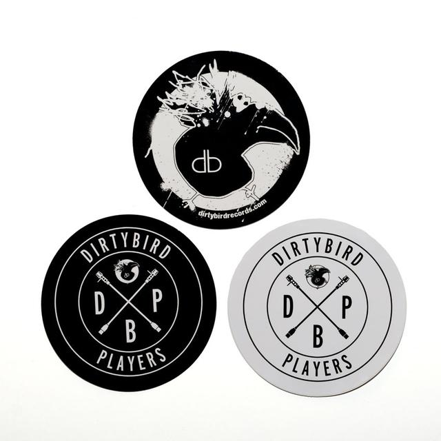Dirtybird Records dirtybird Sticker Pack
