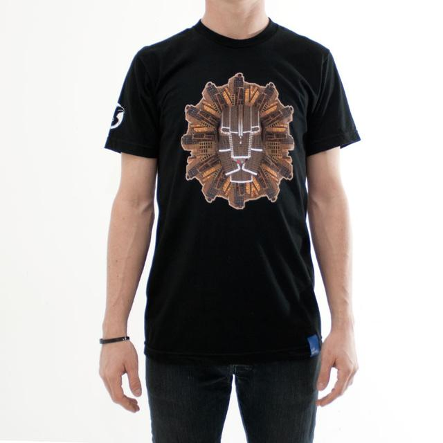 Dirtybird Records Urban Animal Lion T-Shirt