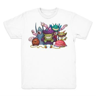 Feed Me // Family Reunion White Tee