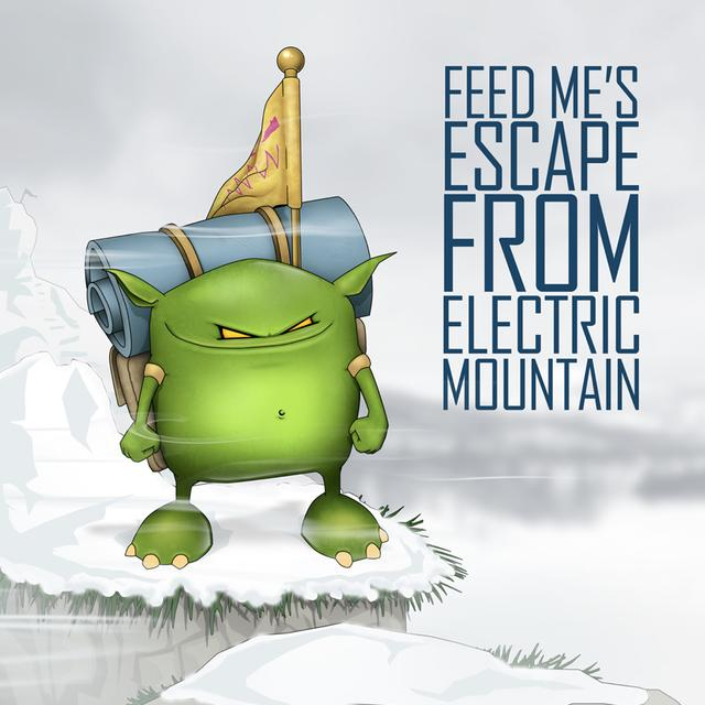 Feed Me Fine Art Print // Electric Mountain