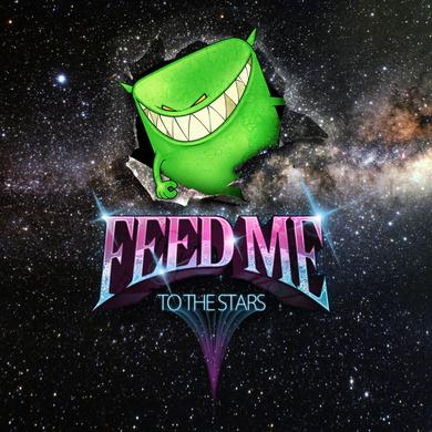 Feed Me Fine Art Print // To the Stars