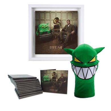 Feed Me // Calamari Tuesday CD Bundle