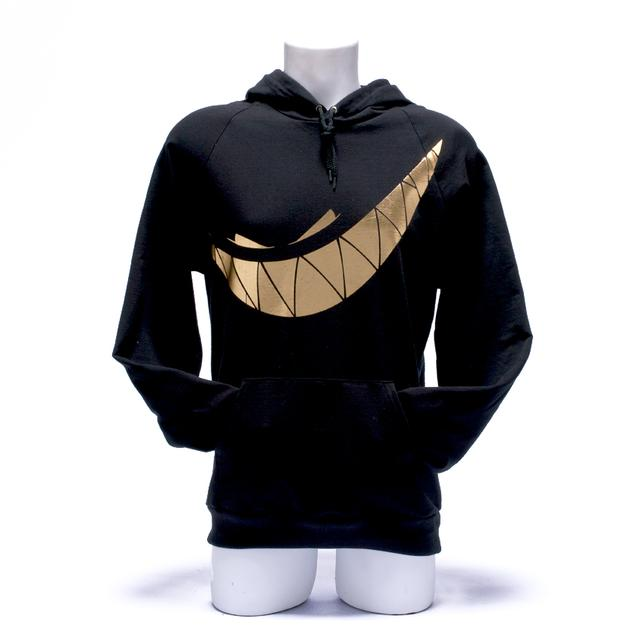 Feed Me Hoodie // Gold Teeth