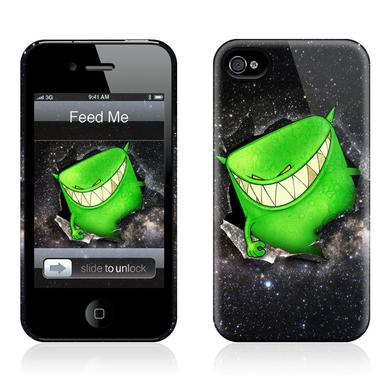Feed Me iPhone Case // Black