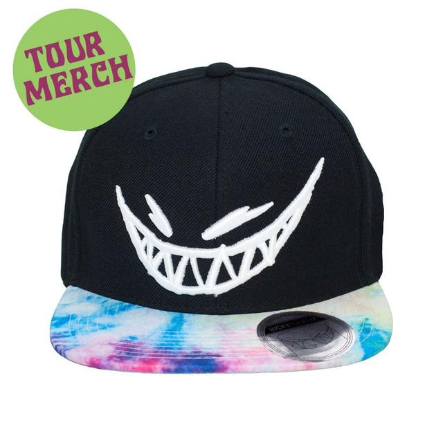 Feed Me // Tie Dyed Snapback