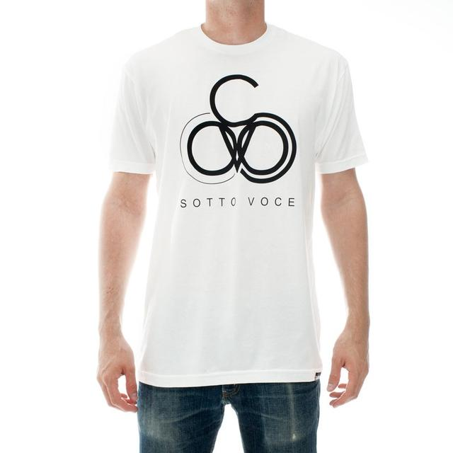 Feed Me Sotto Voce Tee // White