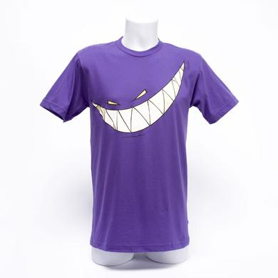Feed Me Shirt // Purple Teeth