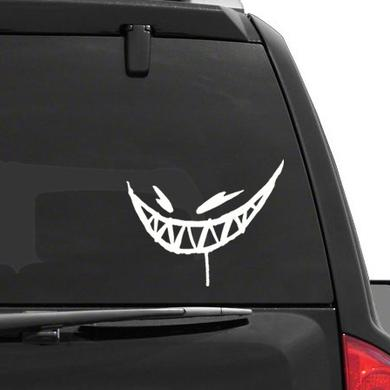 Feed Me Window Decal