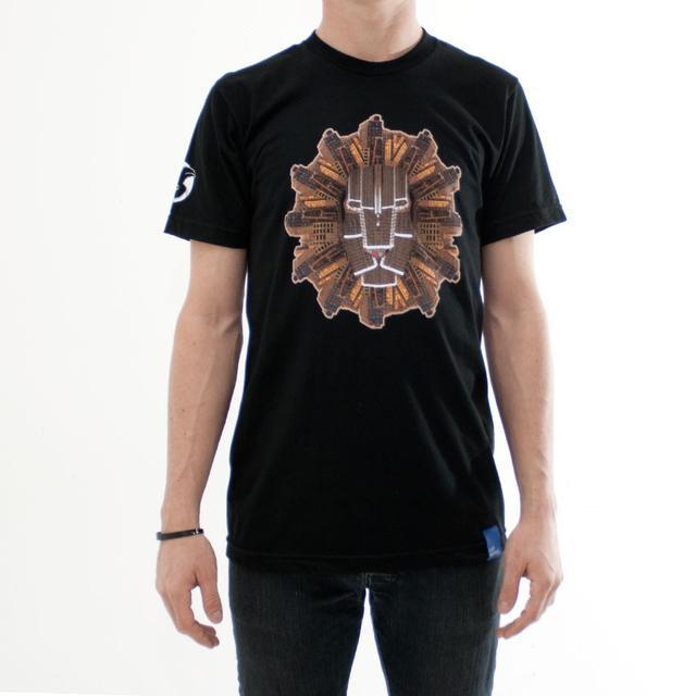 Claude Vonstroke Urban Animal Lion T-Shirt