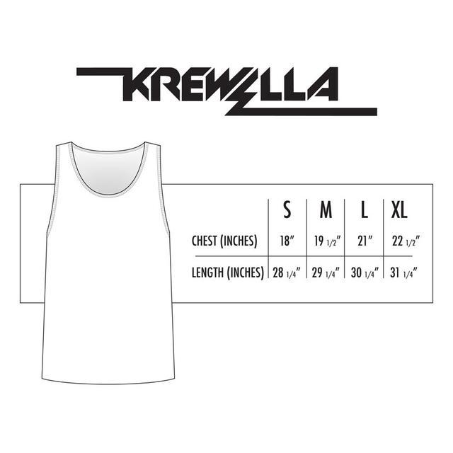 KREWELLA TANK // DOPEST DOPE PURPLE