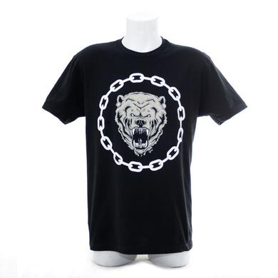 Krewella KILLIN' IT BEAR WITH CHAIN T-SHIRT