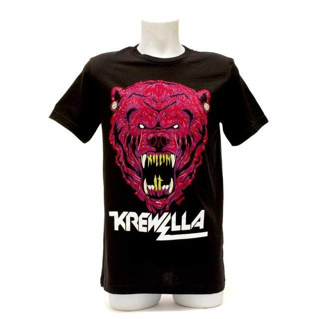 KREWELLA TEE // KILLIN' IT BEAR