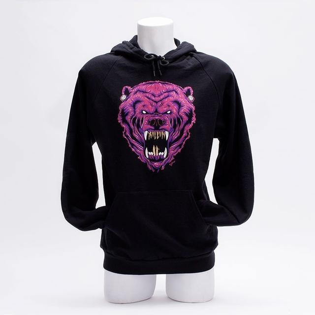 KREWELLA // KILLIN' IT BEAR HOODIE