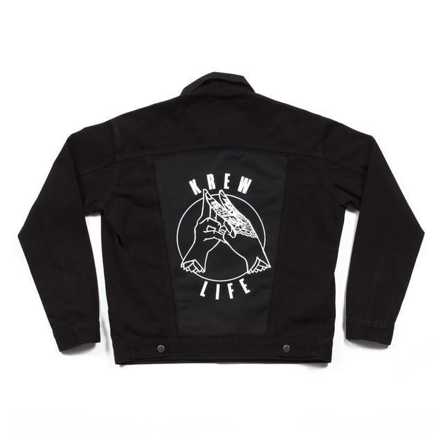 Krewella | Emblem Denim Jacket