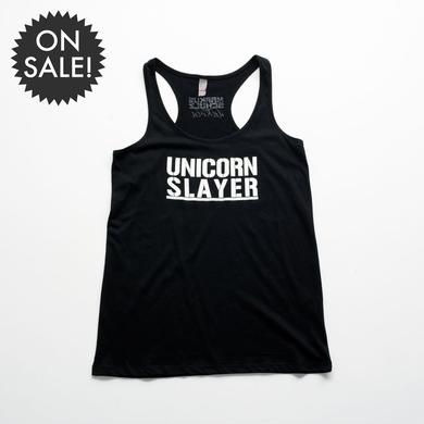 Markus Schulz Unicorn Slayer Women's Tank Black