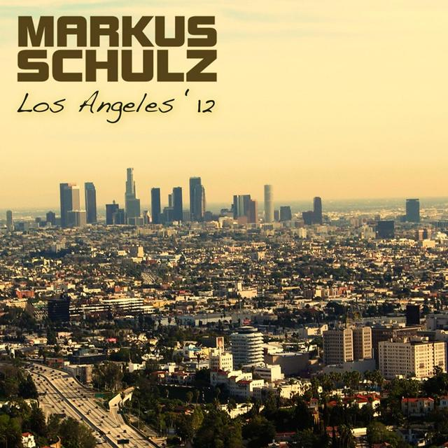 Markus Schulz Los Angeles 2012 Mix CD