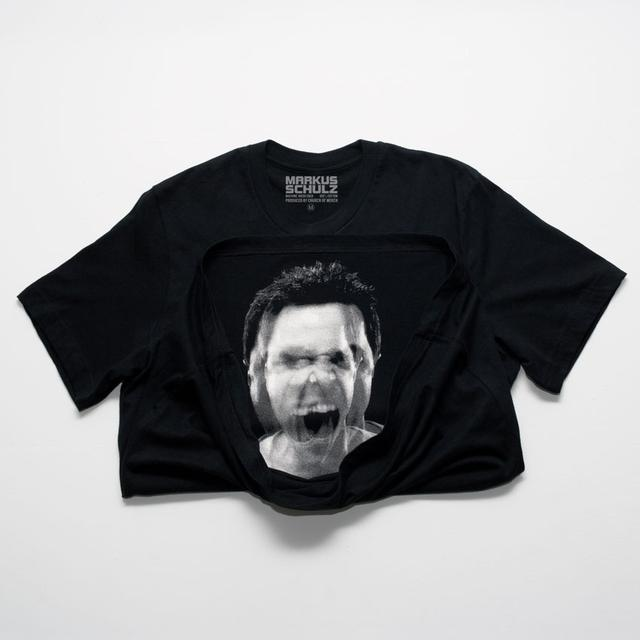 Markus Schulz 'Scream 2' Flip Shirt