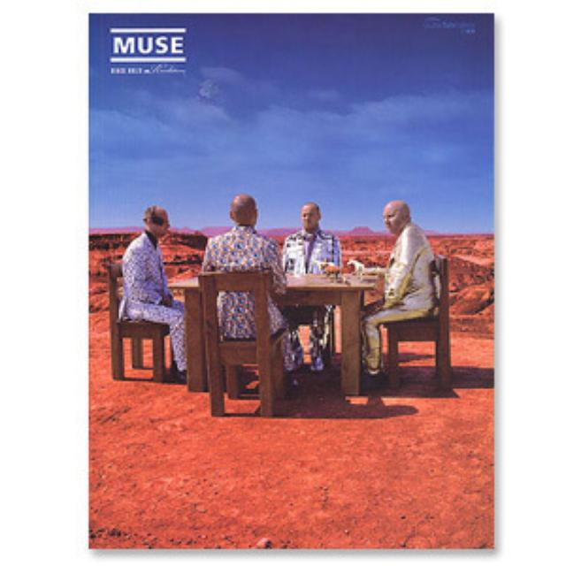 Muse - Black Holes & Revelation Songbook
