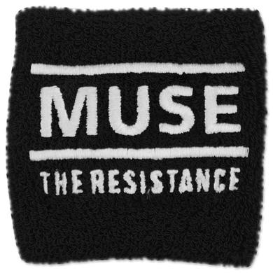 Muse Resistance Logo Wristband