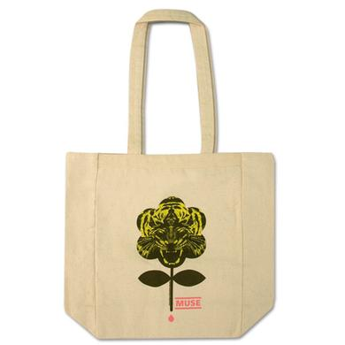 Muse Leo Natural Tote Bag