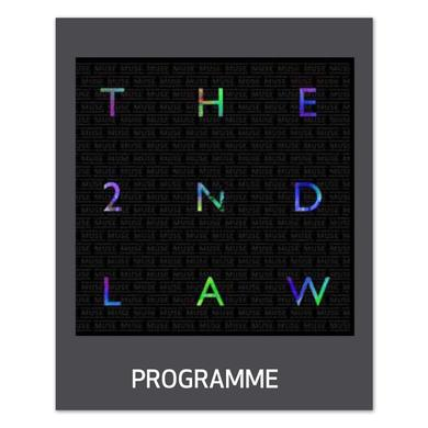 Muse 2nd Law 2013 Program