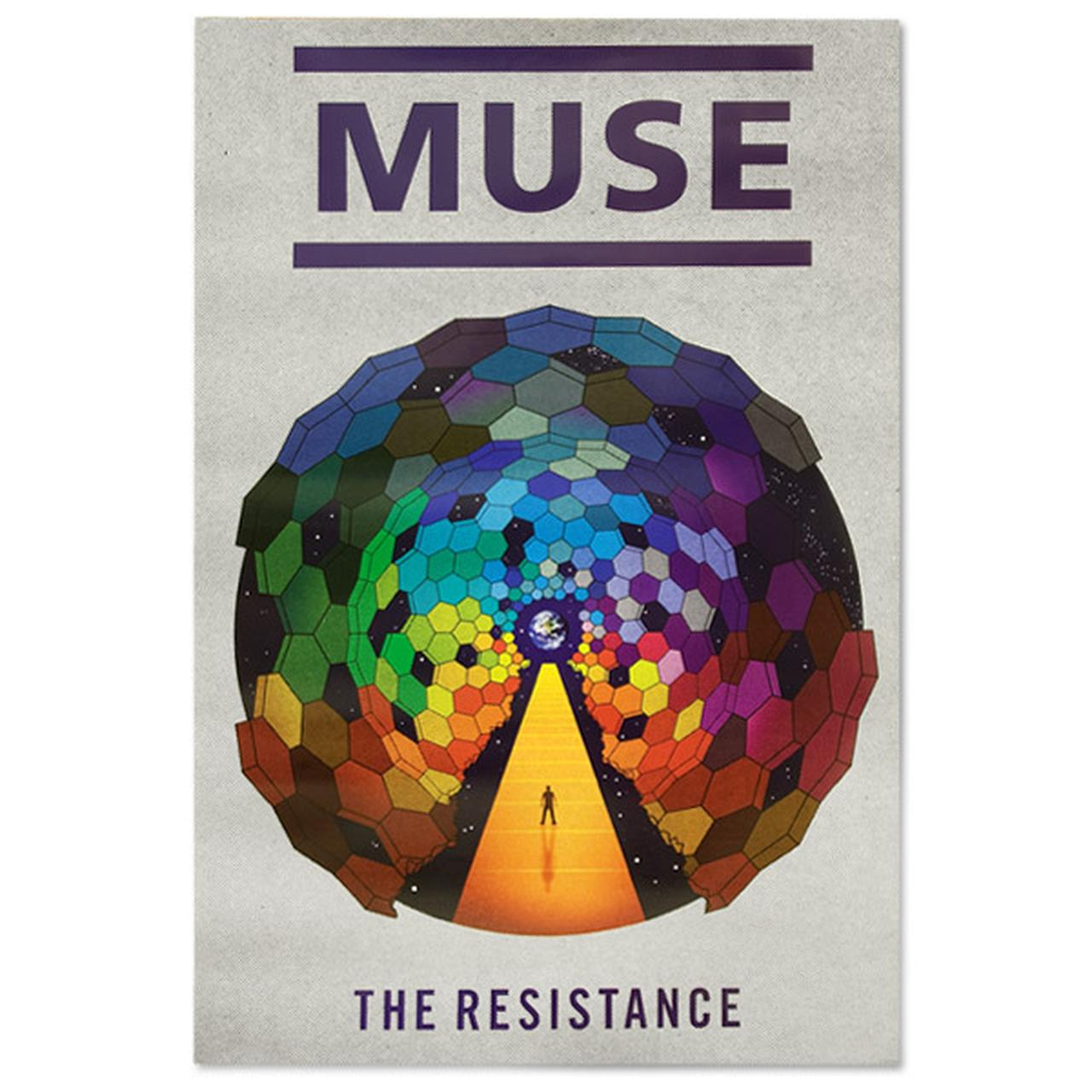 Muse The Resistance Vinyl