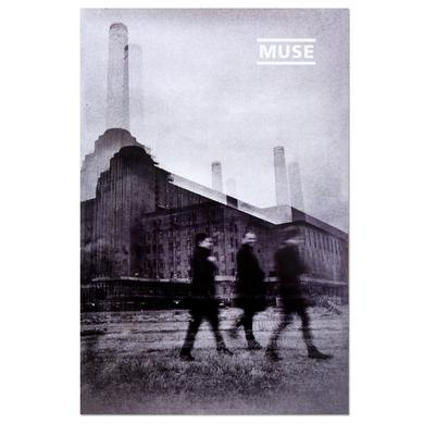 Muse Double Exposure Poster