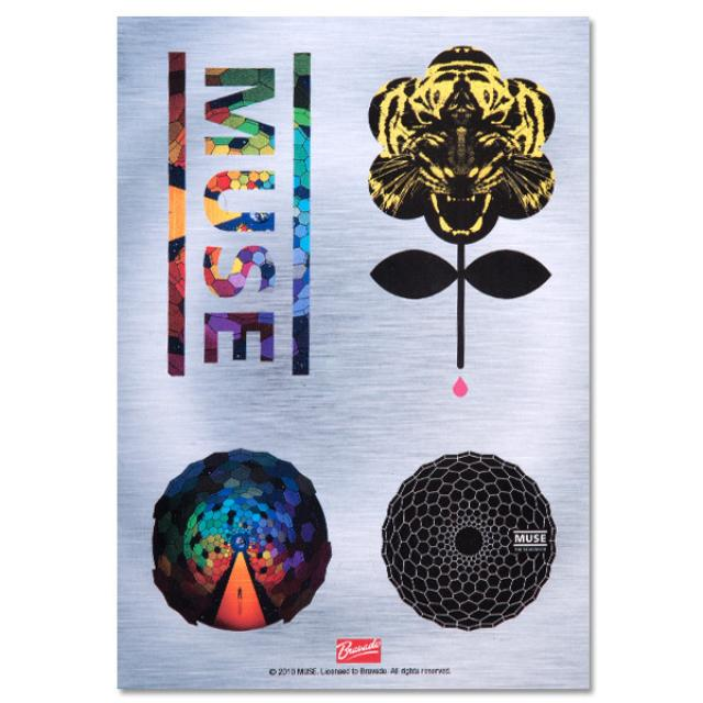 Muse Color Sticker Set