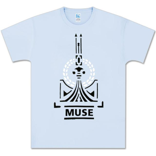 Muse Liftoff Light Blue T-Shirt