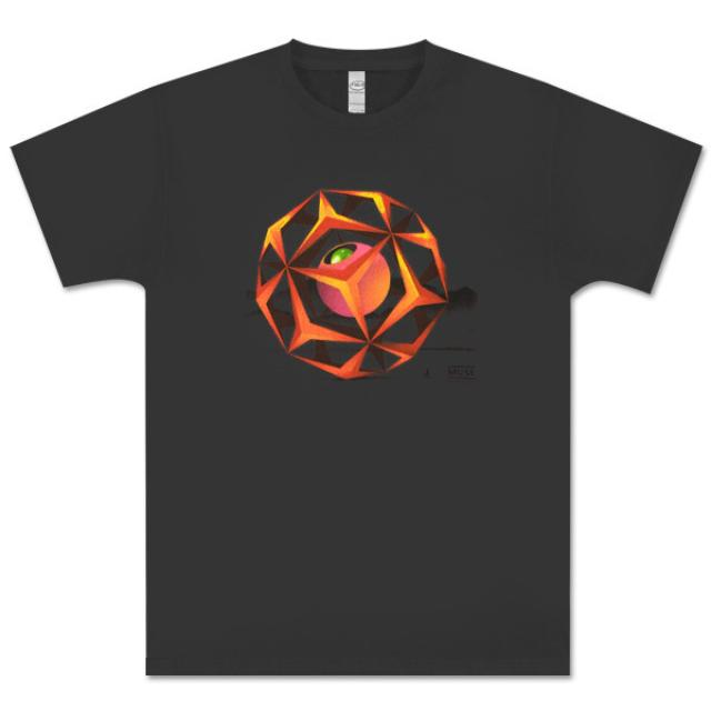 Muse Modular Structure Charcoal T-Shirt