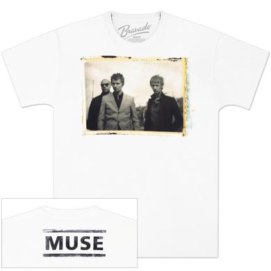 Muse Negative Texture T-Shirt
