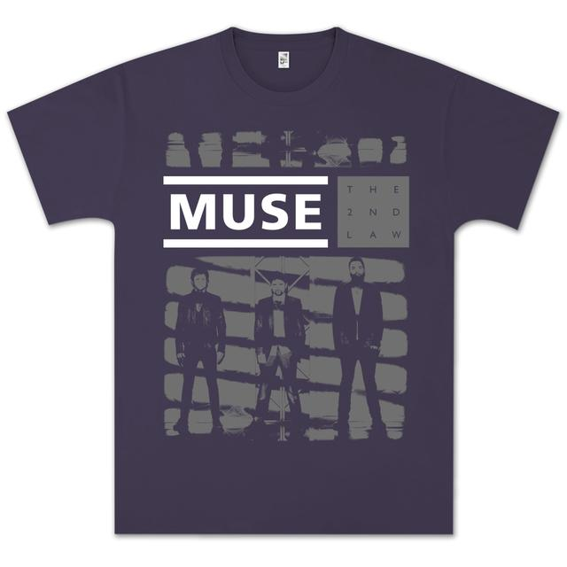 Muse One Shade of Grey T-Shirt