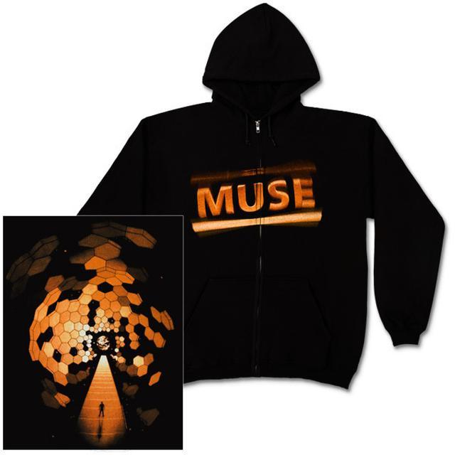 Muse Heat Resistance Zip Hoodie