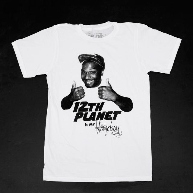 Smog Records 12th Planet // Homeboy Shirt