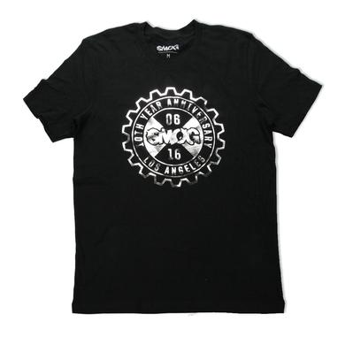 Smog 10th Anniversary Black Tee