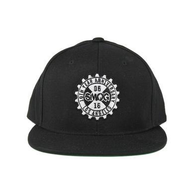 Smog 10th Anniversary Snapback Hat