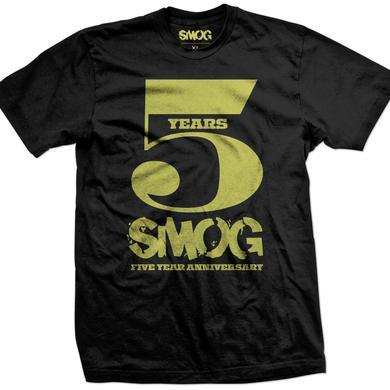 SMOG // 5 Year Anniversary Shirt