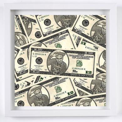 Smog Records $12 Bill Fine Art Print