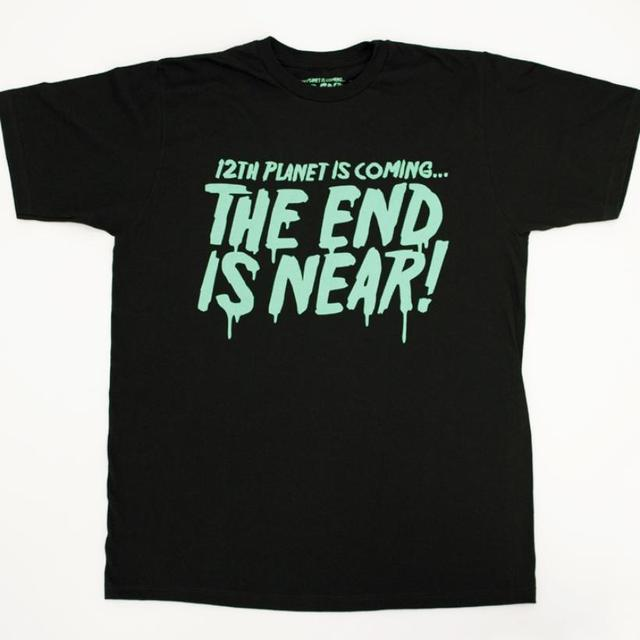 Smog Records 12th Planet // The End is Near!