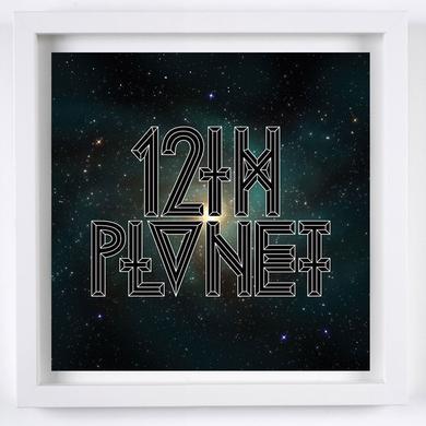 Smog Records 12th Planet Logo Fine Art Print