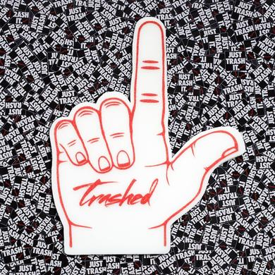 Tommy Trash Trashed Foam Finger