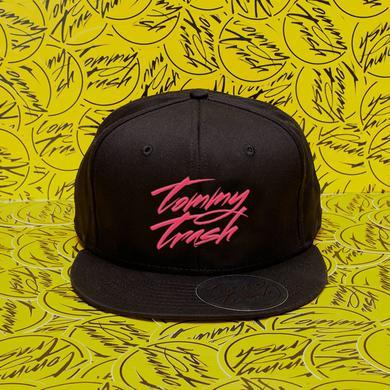 Tommy Trash Pink Logo Snapback