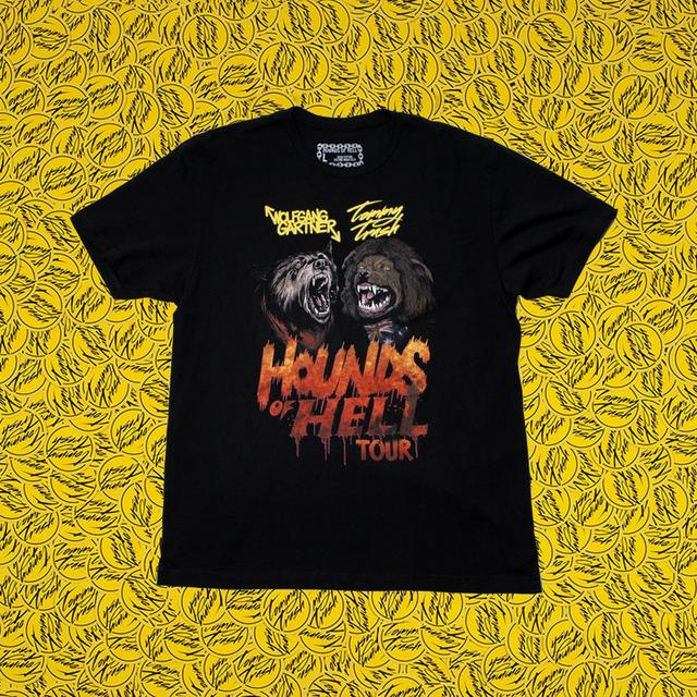Tommy Trash Hounds of Hell Tour Tee