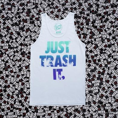 Tommy Trash Just Trash It Gradient Tank Top