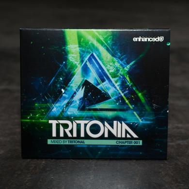 Tritonal TRITONIA CHAPTER 001 MIX CD