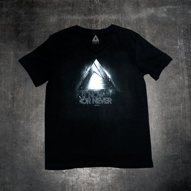 Tritonal NOW OR NEVER V-NECK
