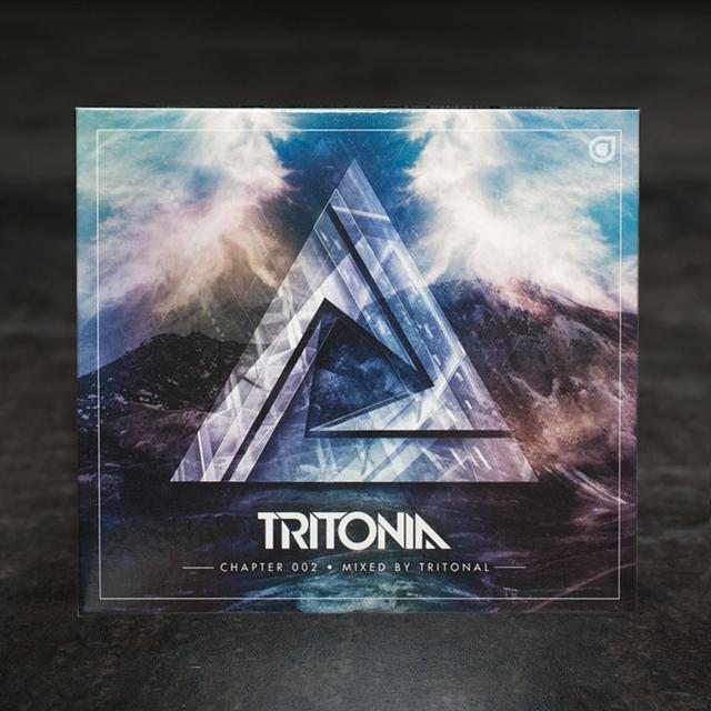 Tritonal TRITONIA CHAPTER 002 MIX CD