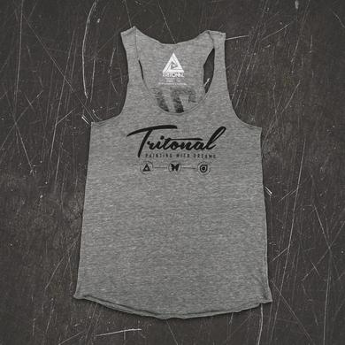 Tritonal Painting With Dreams Racerback Tank