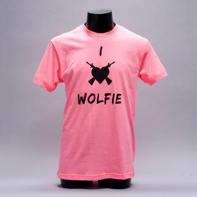 Wolfgang Gartner I <3 Wolfie Tee
