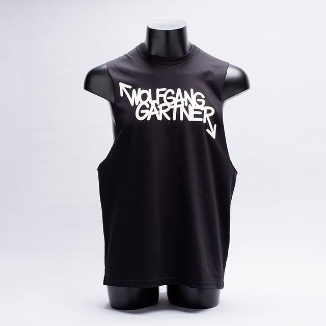 Wolfgang Gartner Logo Sleeveless Tee